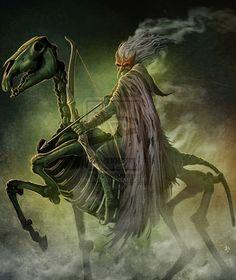 Pestilence by DougSirois. Find this Pin and more on the four horsemen . Apocalypse Art, Horsemen Of The Apocalypse, Apocalypse Tattoo, Skull Artwork, Angels And Demons, Grim Reaper, Gothic Art, Christian Art, Skull Art