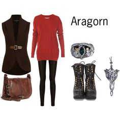 """Aragorn"" by believeimmagic on Polyvore"