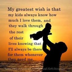 A child will never fully understand how much their mother loves them.... until they become a mother themselves.