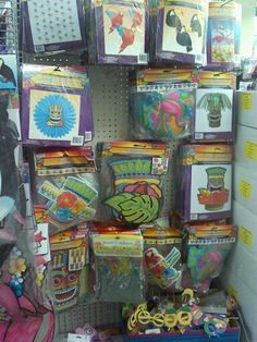 luau party supplies at dollar tree