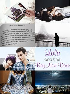 Anna and the French Kiss and Lola and the Boy Next Door
