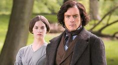 Jane Eyre- this BBC version is the best rendition I've watched. Very true to the book.