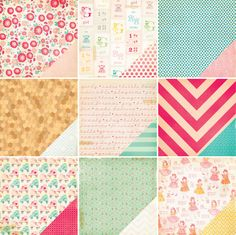 A Special Sneak Peek: Oh Darling - Crate Paper