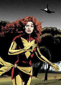Dark Phoenix by jujugonzo.deviantart.com