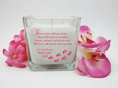 #Baby #Memorial #MemorialCandle #InLovingMemory #Personalized #Candle #MemorialGift #Sympathy #Gift #UniqueGift #Etsy @Et