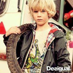 Desigual kid ;)