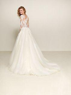 Different wedding dress