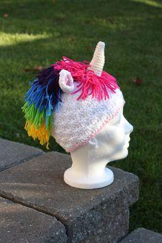 A personal favorite from my Etsy shop https://www.etsy.com/ca/listing/252506205/rainbow-unicornrainbow-unicorn