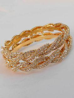 Fashion Jewelry Manufacturer, wholesaler and Exporter Bracelets Design, Gold Bangles Design, Jewelry Design Earrings, Gold Earrings Designs, Gold Jewellery Design, Unique Earrings, Designer Bangles, Jewellery Diy, Designer Jewellery