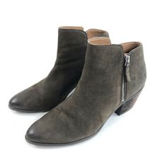 Details About Lucky Brand Bianna Ankle Boots Booties