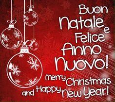 Buona Natale 🎄 e buon anno 🎊🎆🎈 nuovo