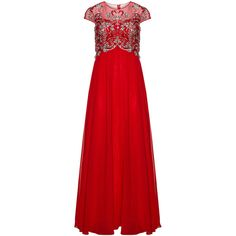 angel forever Red / Silver Plus Size Embellished evening gown (8.921.620 IDR) ❤ liked on Polyvore featuring dresses, gowns, plus size, red, sequin evening gown, plus size evening dresses, cap sleeve evening gown, silver evening gowns and red evening dresses