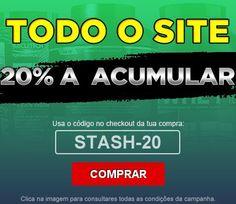 Promoções - 20% desconto Todo o Site - Só Hoje - http://parapoupar.com/promocoes-20-desconto-todo-o-site-so-hoje/