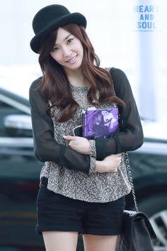 Tiffany ★ #SNSD #Kpop #Fashion