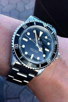 Rolex watch: