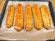 Hot Dog Buns, Hot Dogs, Izu, Bread, Recipes, Food, Brot, Essen, Eten