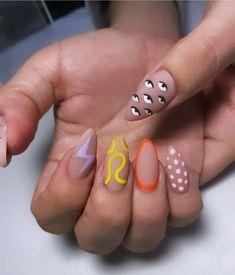 Fancy Nails, Cute Nails, Les Nails, Black Nail Designs, Star Nails, Black Nails, Shellac, Nail Inspo, How To Do Nails