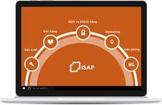 http://isap.vn/ Giải pháp quản lý doanh nghiệp iSAP