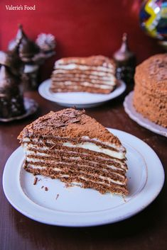 TORT SPARTAK (MEDOVIK CU CACAO) I Rețetă + Video – Valerie's Food Fluffy Cream Cheese Frosting, Sour Cream Frosting, Cream Cake, Honey Cupcakes, Yummy Cupcakes, Sweets Recipes, Cake Recipes, Desserts, Russian Honey Cake