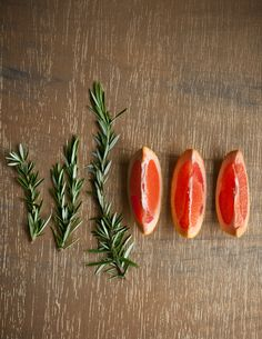 Desserts for Breakfast: Grapefruit Rosemary Olive Oil Cake