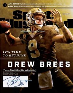 781d91aa 13 Best Drew Brees New Orleans Saints Collectibles images in 2019 ...
