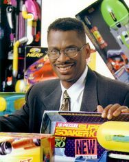 Johnson Research and Development Co. and founder Lonnie Johnson have been in a licensing dispute with Hasbro since February, when the company filed a claim against the giant toy company.