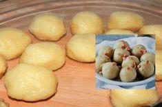 Recept na vynikající knedlíčky bez mouky a vajec: Recept od mojí kamarádky z Moravy! Dumplings, Side Dishes, Food And Drink, Potatoes, Gluten Free, Pudding, Bread, Menu, Fruit