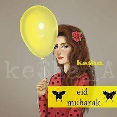 Waiting fo Eid alo ng with Eidi