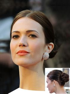 There are a lot of great buns in Hollywood. OK, let us clarify -- there are a lot of great bun ihairstyles/i in Hollywood. Classic and chic, we suggest you take a look at these 12 top styles