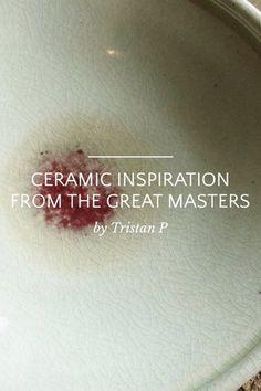 Ceramic Inspiration par Tristan P, céramiste
