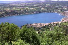 panorama da Villa Luna Salò