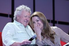 Peter Jurasik and Claudia Christian | Flickr - Photo Sharing!