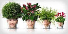 Personnaliser des pots de fleurs avec vos photos   Idée Créative