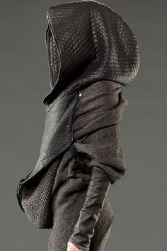 this looks like something from Harry Potter..but I bet it's really warm
