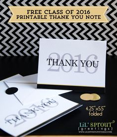 classically stated graduation thank you cards graduation thank you