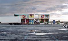 Francesco Margaroli. 'Nowhere' Fotografía de lugares abandonados.