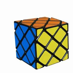 New Arrival LanLan 8-Axis Master Skewb Strange-Shaped Magic Cube 56mm Speed Puzzles Twist Square Cubo Magico Educational Toys