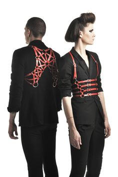 Zana Bayne Leather