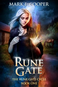 instaFreebie - Claim a free copy of Rune Gate  #thriller #instaFreebie