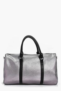 Inexpensive Cute Weekender Gym Bag From Boohoo