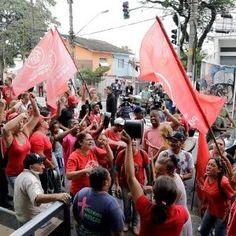 7 Best Brazil Protests As Court Deliberates Jailing Lula Ideas Brazil Protests Telesur Lula