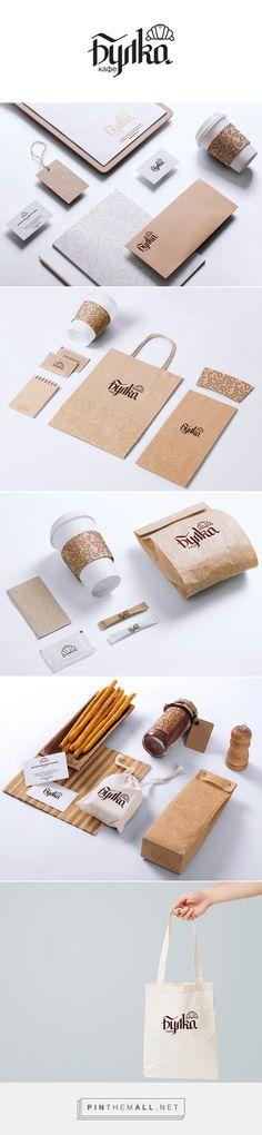 CAFE BULKA by Nastya Teplaya