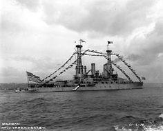 USS Michigan - New York Shipbuilding