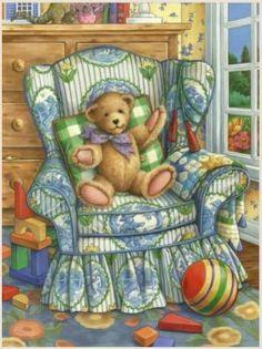 Teddy bear (165 pieces)