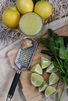 Pisco Sour albahaca-jengibre - El Sabor de lo Bueno Pisco Sour, Fresh Vegetables, Grill Pan, Grilling, Diet, Fruit, Healthy, Kitchen, Food Fresh