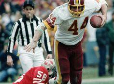John Riggins, Washington Redskins