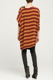 FABIA - gorge winter tunic.