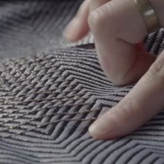 Google+weaves+smartphone+interfaces+into+clothes+for+Project+Jacquard. Crazy awesomeness! I magine it on furniture such as armchairs and just by a touch on it's fabric upholstery you're able to control your laptops!