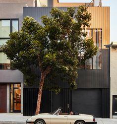 Galerie de Natoma Street House / MAK Studio - 1 Inspiration Design, Street House, Photo Studio, Home Buying, Decoration, Small Spaces, Architecture Design, Challenges, Exterior