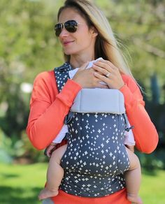 9e964fbd1cc Beco Gemini - PLUS ONE Baby Front Carrier